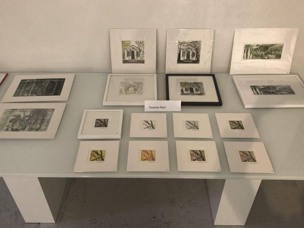 """2020 Malen """"en plein air"""" am Kulturort Galerie Weiertal"""